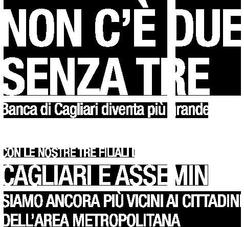 Nuove sedi di Cagliari e Assemini