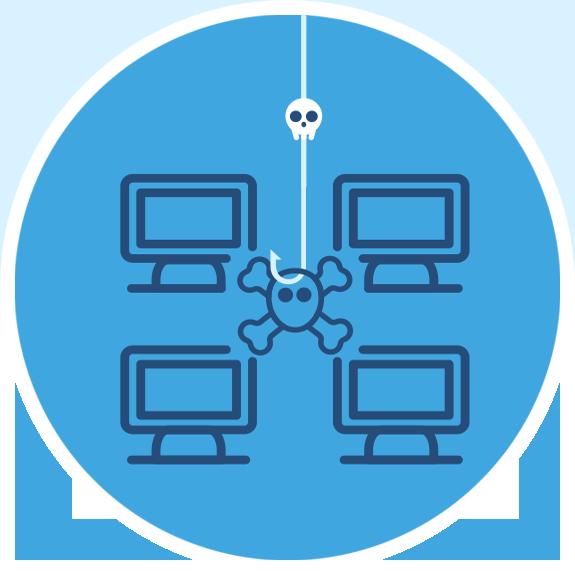 Frode tramite sito clone o applicativi